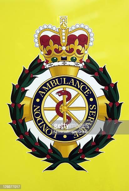 London Ambulance emblem