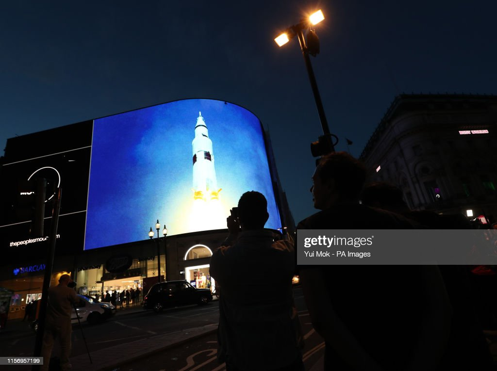 Apollo 11 anniversary : News Photo