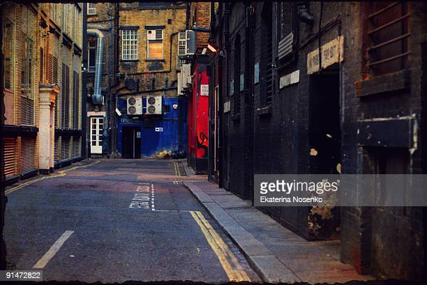 London Astoria music venue - back