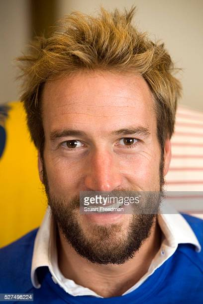 UK London Ben Fogle an English television presenter adventurer and writer at home in London UK His achievements include racing 160 miles across the...