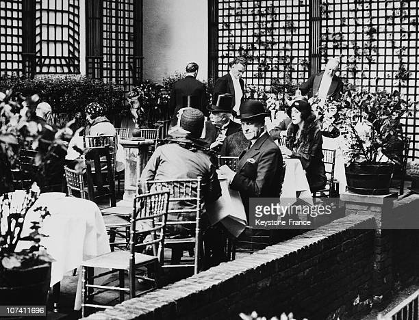 London Bistro In 1929