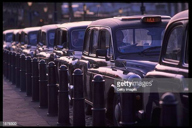 London black taxis London will be the host venue for the 1996 Eurpoean soccer championships that will be played in England Mandatory Credit Allsport...