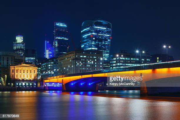 London Bridge and The City