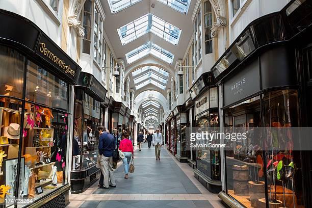 London, Burlington Arcade