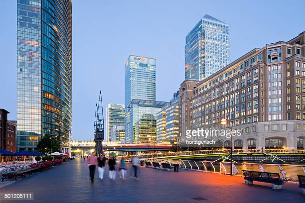 London, Canary Wharf, Great Britain