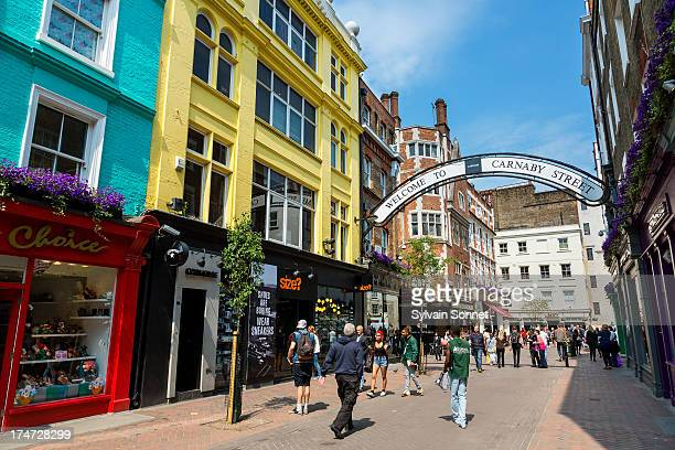 London, Carnaby Street