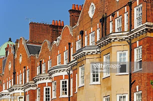 UK, London, Chelsea, housing front