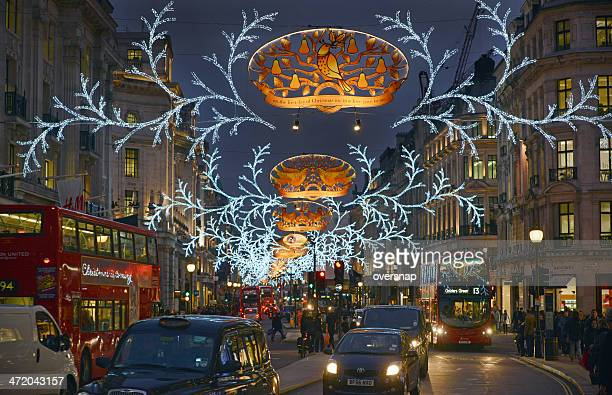 london christmas - 12 days of christmas stock pictures, royalty-free photos & images