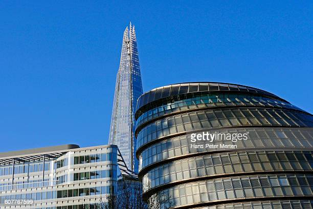 London, City Hall, THe Shard