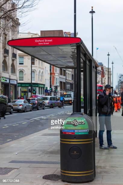 London city life - Oxford Street