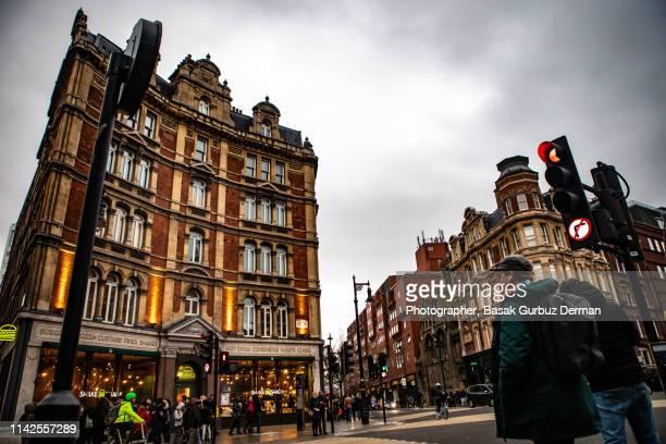 london city life - basak gurbuz derman stock photos and pictures