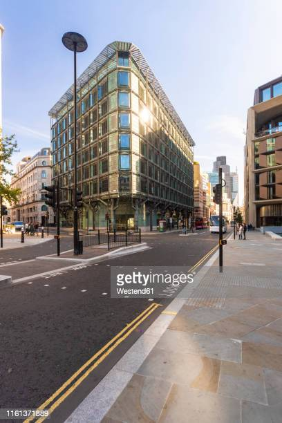 uk, london, city of london, mansion house tube station, queen victoria street - queen victoria stock pictures, royalty-free photos & images
