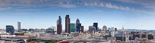 London Cityscape Panoramic Wall Art