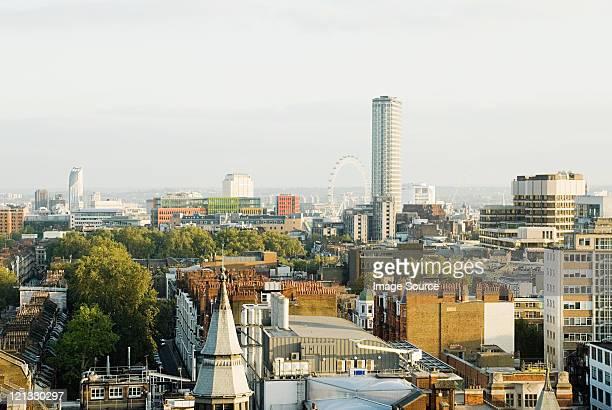London cityscape, UK
