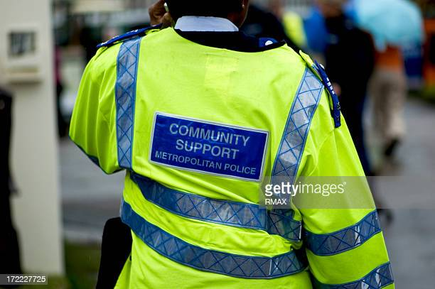 London Community Support officer