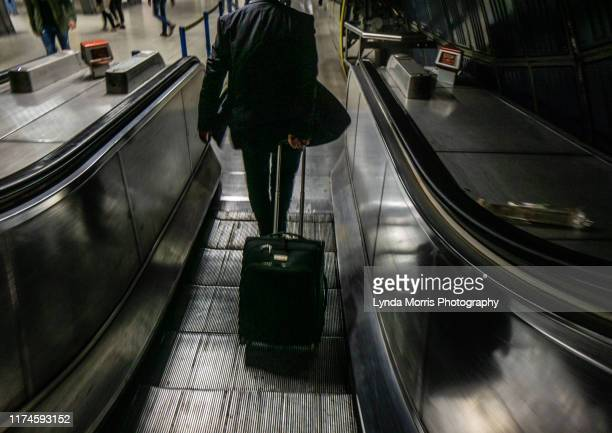 london commuters - generic location stock pictures, royalty-free photos & images