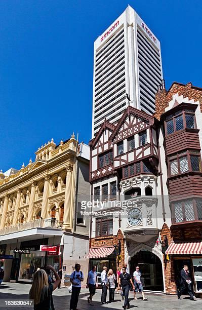 London Court Hay Street Perth