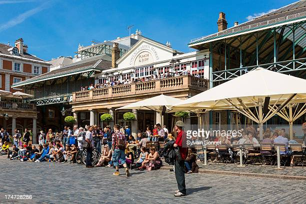 london, covent garden - covent garden stock pictures, royalty-free photos & images