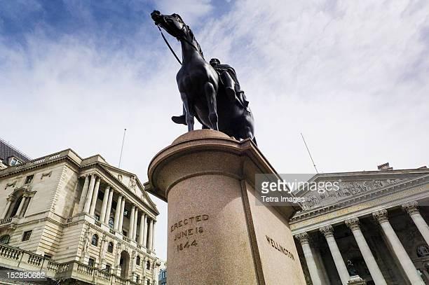 uk, london, duke of wellington statue - duke bildbanksfoton och bilder