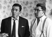 London east end gangster twins ronnie and reggie kray pictured after picture id2696376?s=170x170