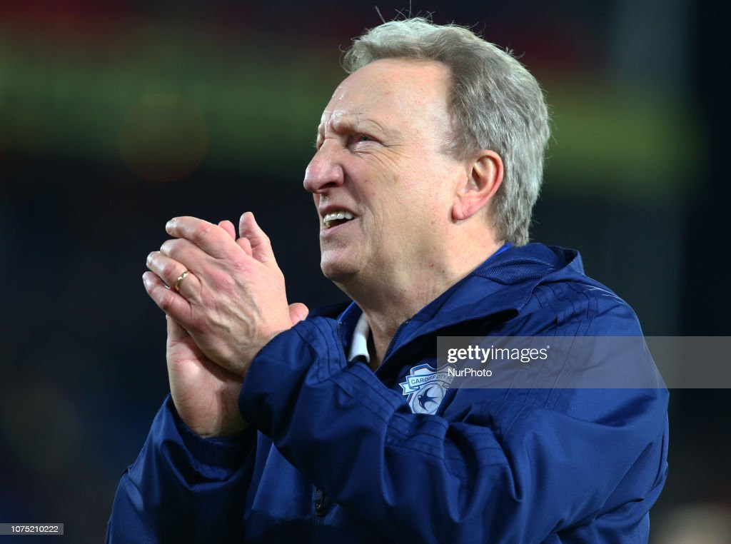 Crystal Palace v Cardiff City - Premier League : News Photo