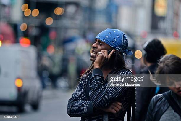 CONTENT] London England A phonecall is taken in Old Compton Street in the Soho area of London