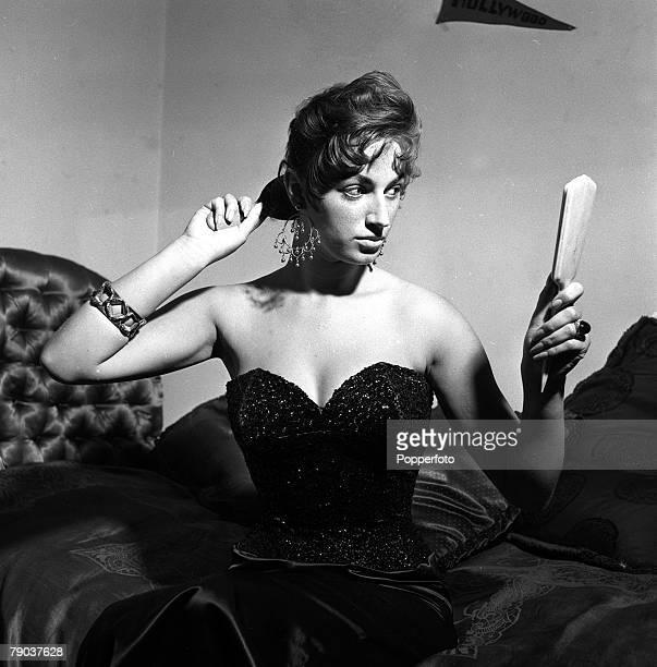 London England British actress Jackie Collins