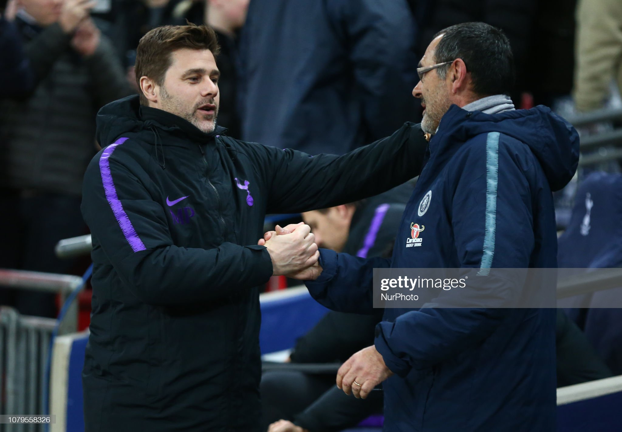 Tottenham Hotspur v Chelsea - Carabao Cup Semi- Final 1st Leg : News Photo
