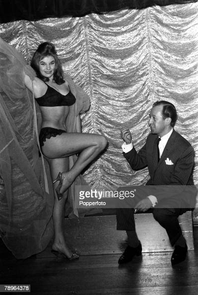 carnival strip club soho 1960s
