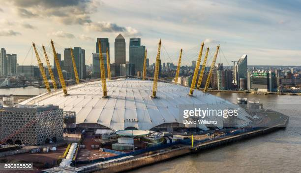 london, england, uk - the o2 england stock pictures, royalty-free photos & images