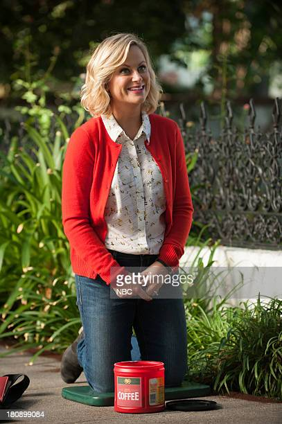 RECREATION 'London' Episode 601/602 Pictured Amy Poehler as Leslie Knope