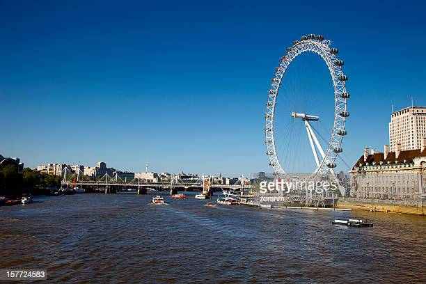London Eye at day