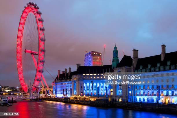 London Eye, London, United Kingdom