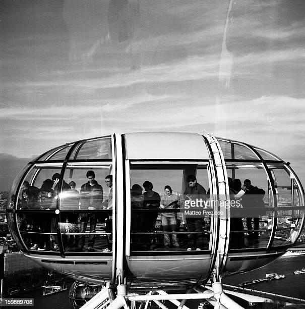 CONTENT] London Eye Rolleiflex Automat MX Ilford FP4 125