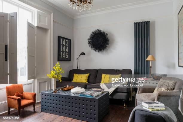 London family home of musician Sophie Solomon