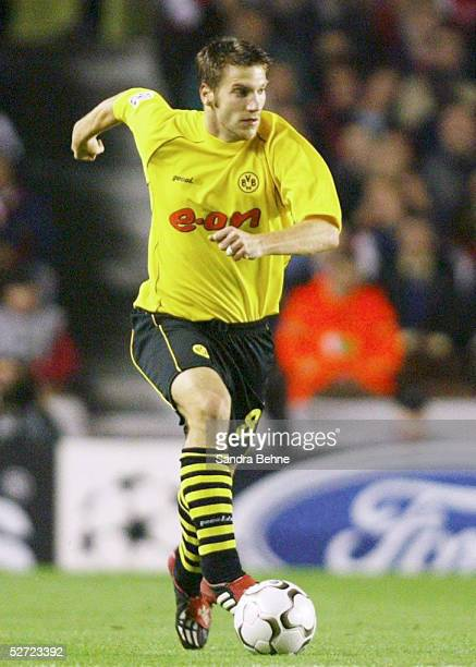 LEAGUE 02/03 London FC ARSENAL LONDON BORUSSIA DORTMUND 20 Torsten FRINGS/DORTMUND