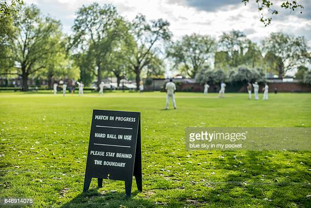 London Fields Cricket