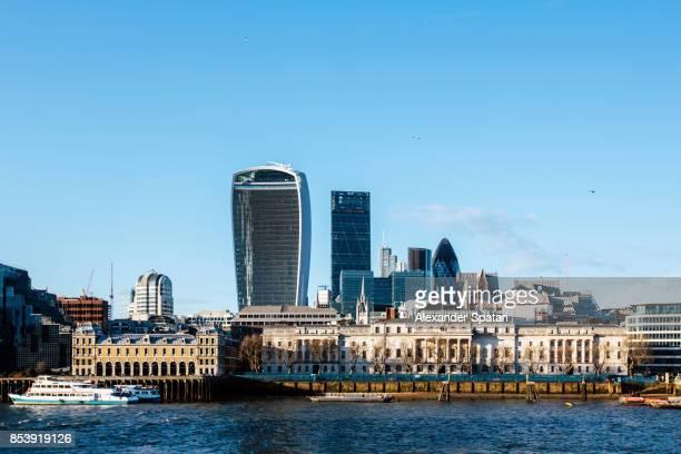 London financial district, Greater London, UK