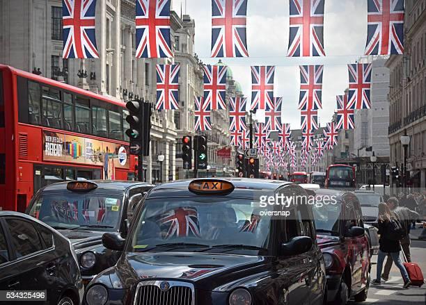 London flags
