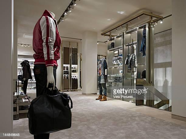 DG London Flagship Store 5355 New Bond Street London W1 United Kingdom Architect StudioArch And Ferruccio Laviani DG Flagship Store StudioArch And...