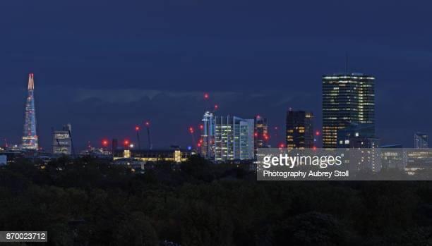 London from Primrose Hill
