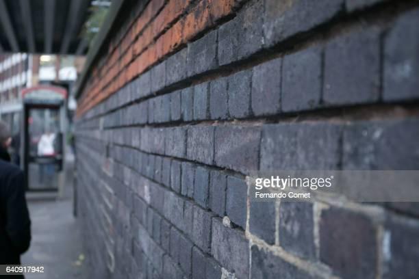 London graffitti