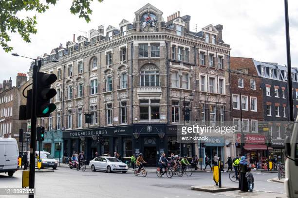 london- grays inn road _yorkshire grey - camden london stock pictures, royalty-free photos & images