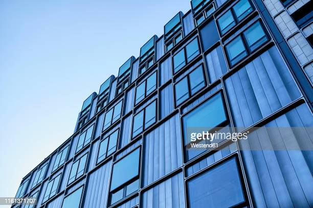 uk, london, holborn, exterior of a commercial building - holborn stock pictures, royalty-free photos & images