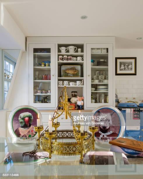 London home of artist Charlotte Cory