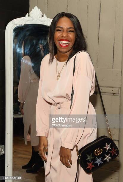 London Hughes at the Chortle Comedy Awards at FEST, Camden Town.
