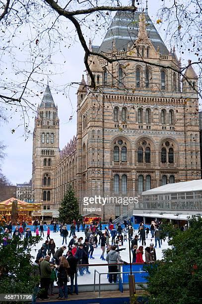 London ice-skating