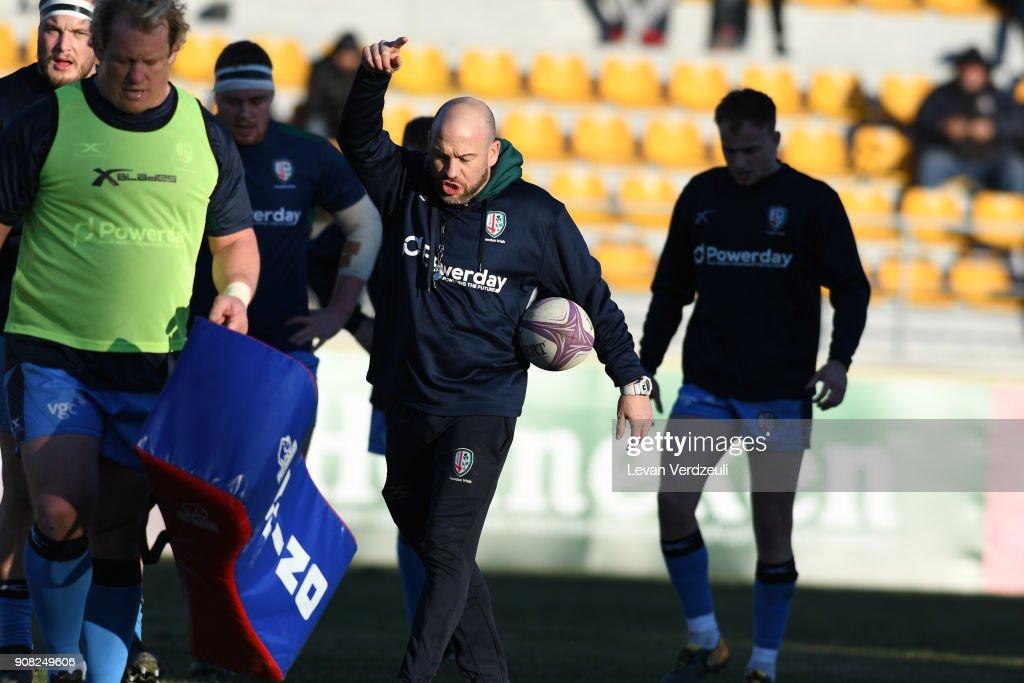 Krasny Yar vs London Irish - European Rugby Challenge Cup