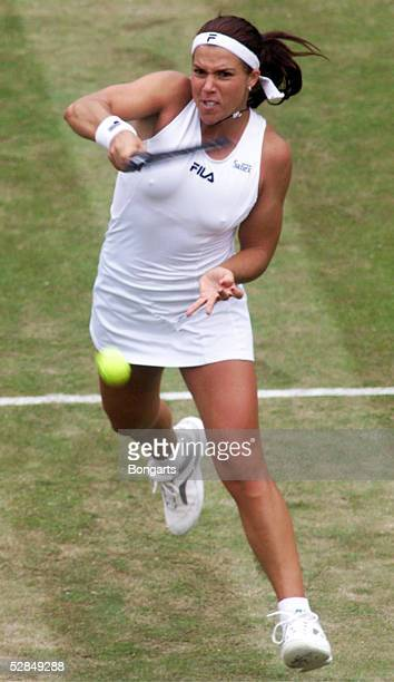 London; Jennifer CAPRIATI/USA