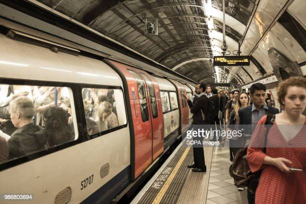 London locals seen in London underground London is the Capital city of England and the United Kingdom it is located in the south east of the country...